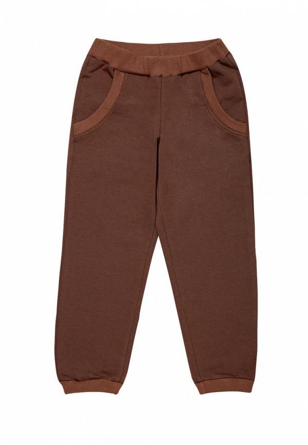 спортивные брюки ёмаё для мальчика, коричневые