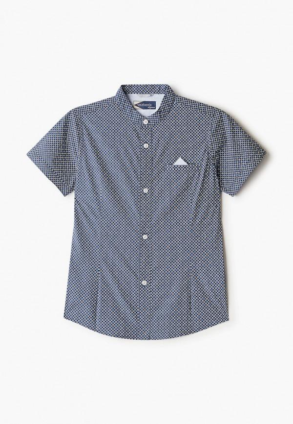 рубашка sarabanda для мальчика, синяя