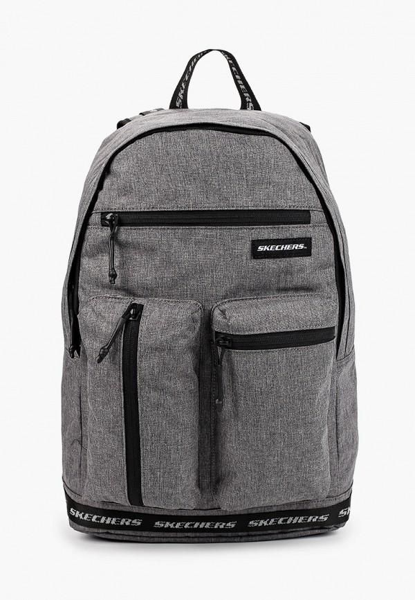 Рюкзак Skechers Skechers  серый фото