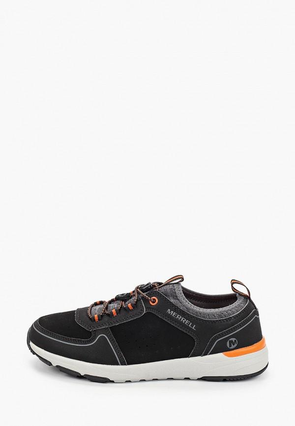 кроссовки merrell для мальчика, черные