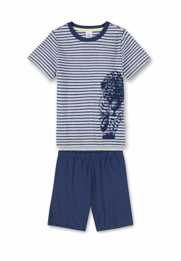 пижама sanetta для мальчика, разноцветная