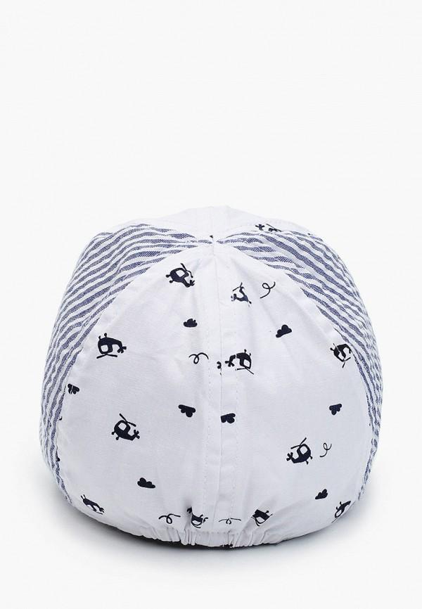 Детская кепка Maximo цвет белый  Фото 2