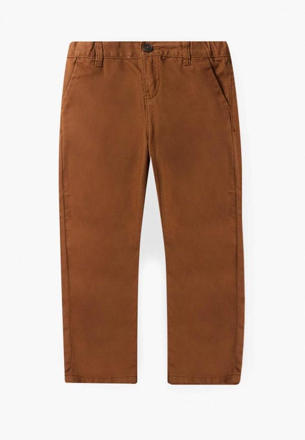 брюки o'stin для мальчика, коричневые