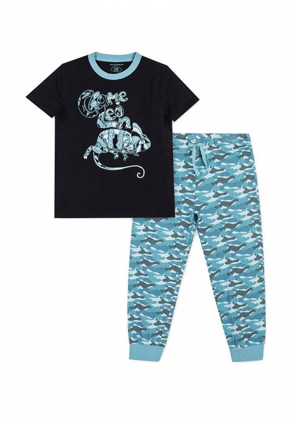 Пижама Coccodrillo Coccodrillo  разноцветный фото