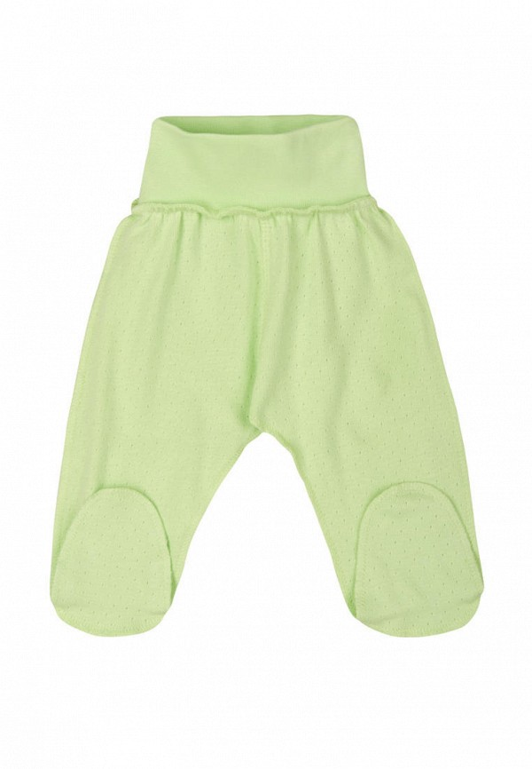 ползунки ля-ля для мальчика, зеленые