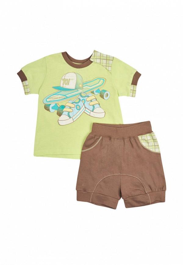 костюм ля-ля для мальчика, разноцветный