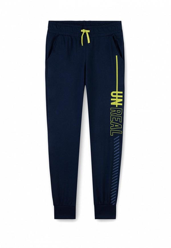 спортивные брюки sanetta для мальчика, синие