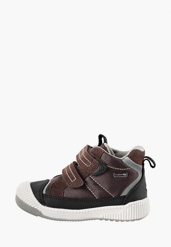 ботинки reima для мальчика, коричневые