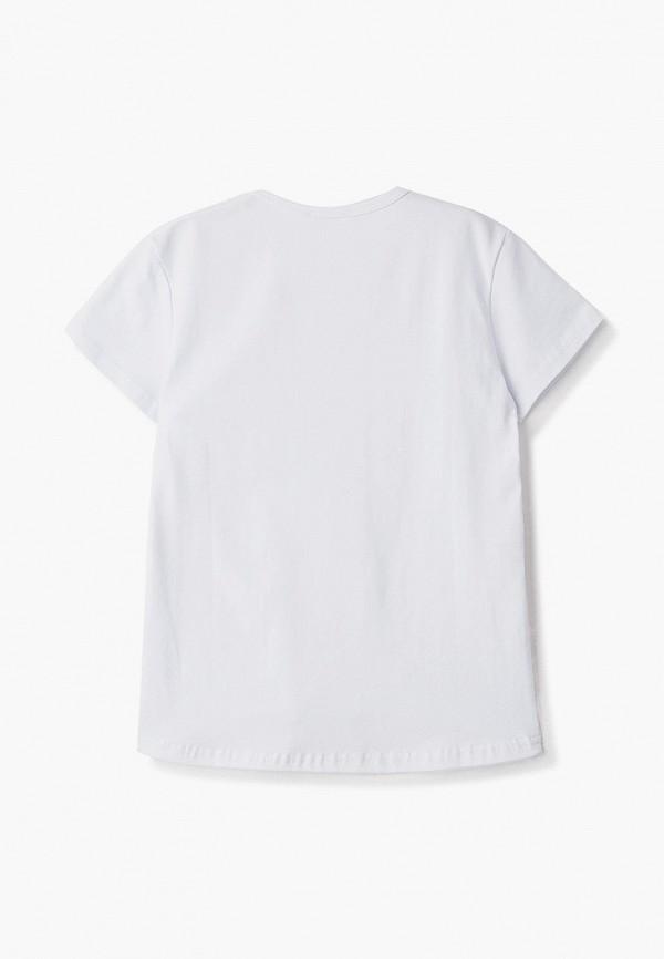 Футболка для мальчика NinoMio цвет белый  Фото 2