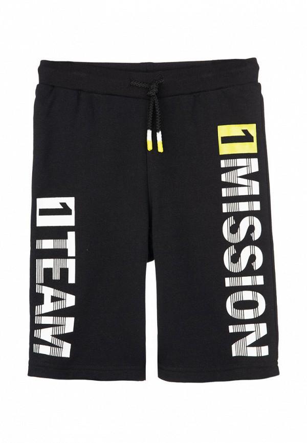 спортивные шорты playtoday для мальчика, черные