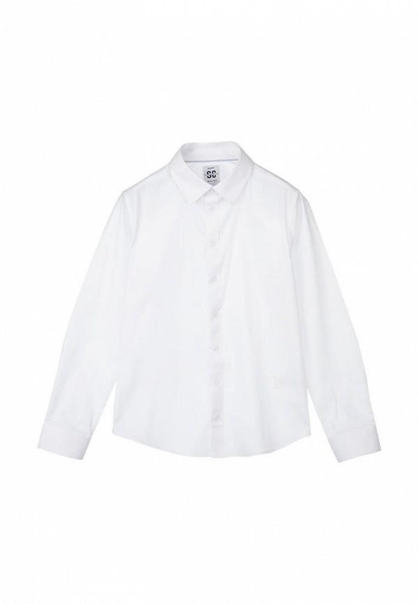 рубашка playtoday для мальчика, белая