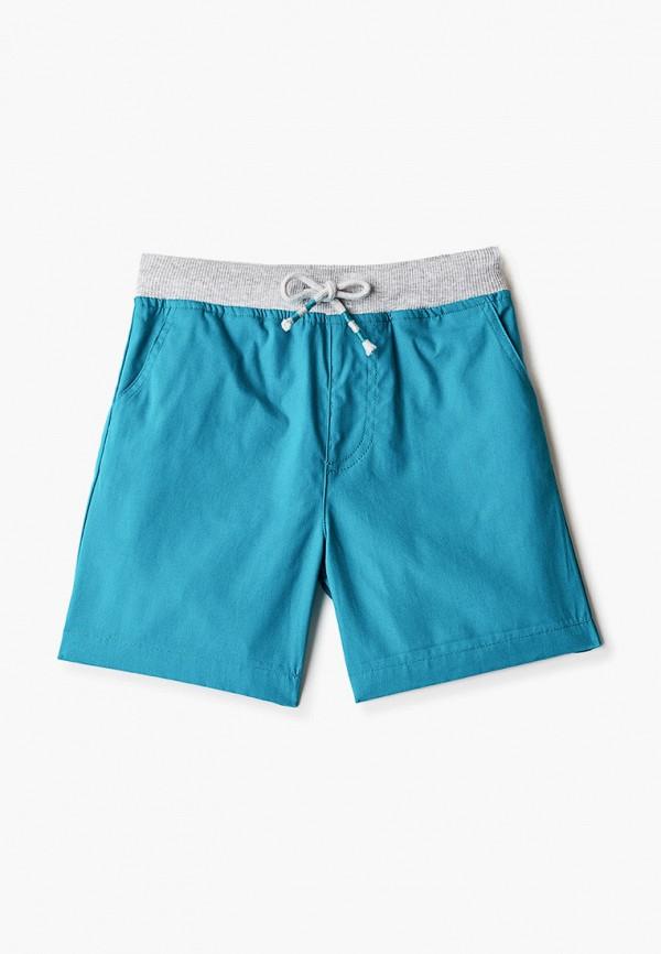 шорты sela для мальчика, бирюзовые