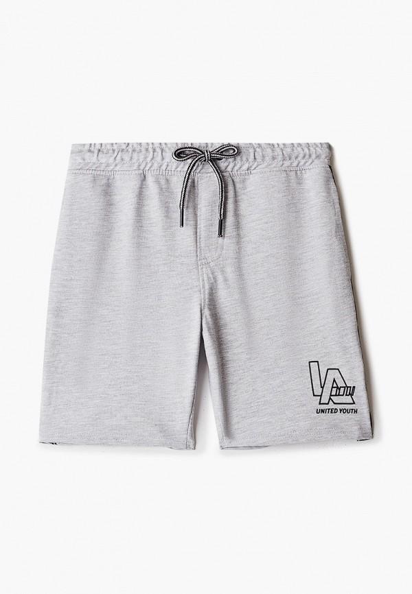 спортивные шорты acoola для мальчика, серые