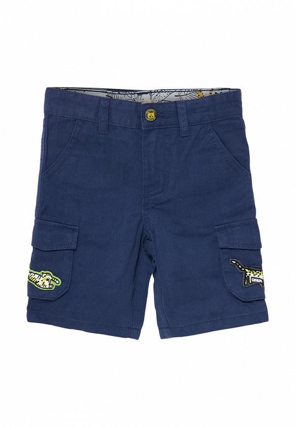шорты du pareil au même для мальчика, синие