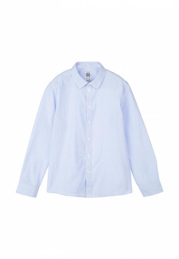 рубашка playtoday для мальчика, голубая