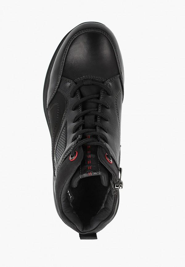 Ботинки для мальчика T.Taccardi цвет черный  Фото 4