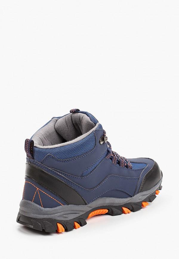 Ботинки для мальчика T.Taccardi цвет синий  Фото 3