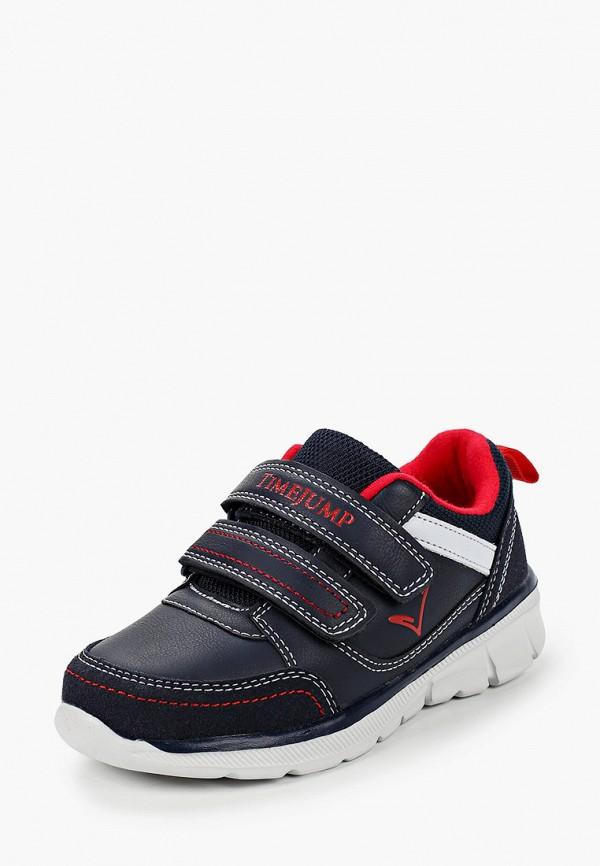 Кроссовки для мальчика TimeJump цвет синий  Фото 2