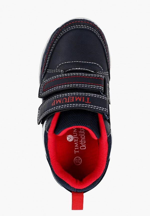 Кроссовки для мальчика TimeJump цвет синий  Фото 4