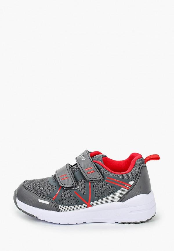Кроссовки для мальчика TimeJump цвет серый
