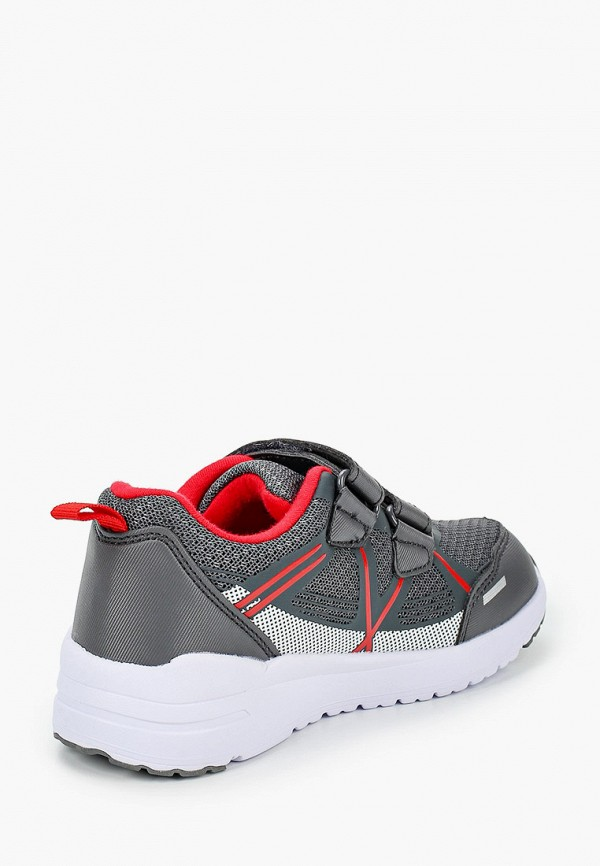 Кроссовки для мальчика TimeJump цвет серый  Фото 3