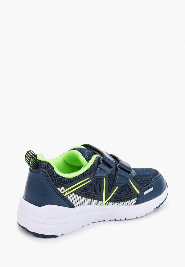 Кроссовки для мальчика TimeJump цвет синий  Фото 3
