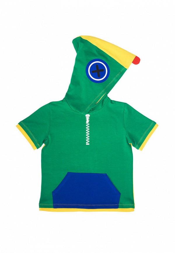 худи chirks для мальчика, зеленые
