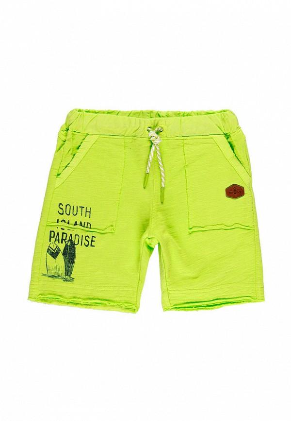 шорты boboli для мальчика, зеленые