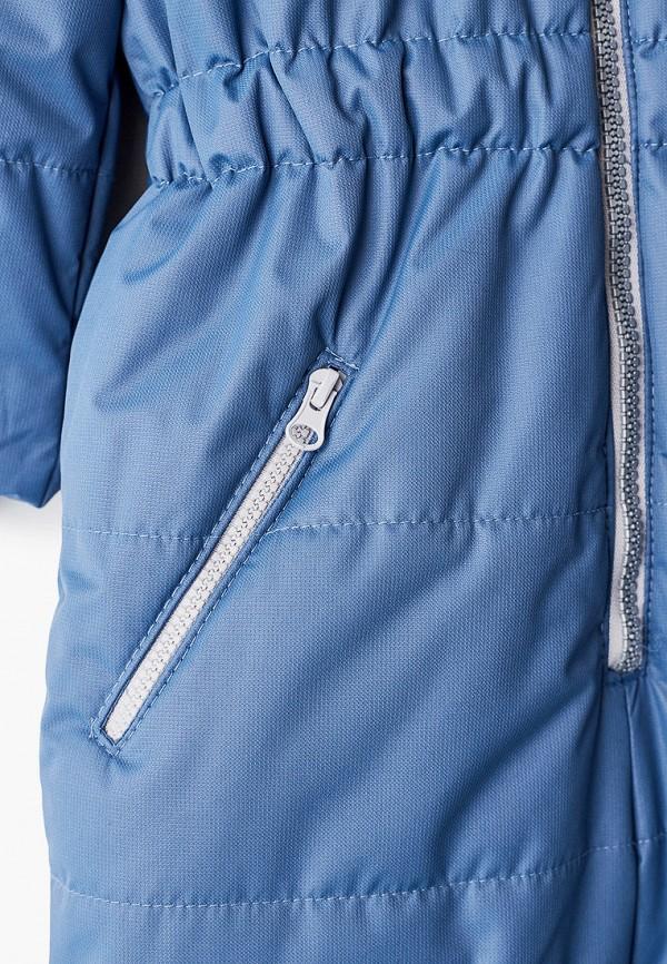 Детский комбинезон утепленный Zukka цвет синий  Фото 3