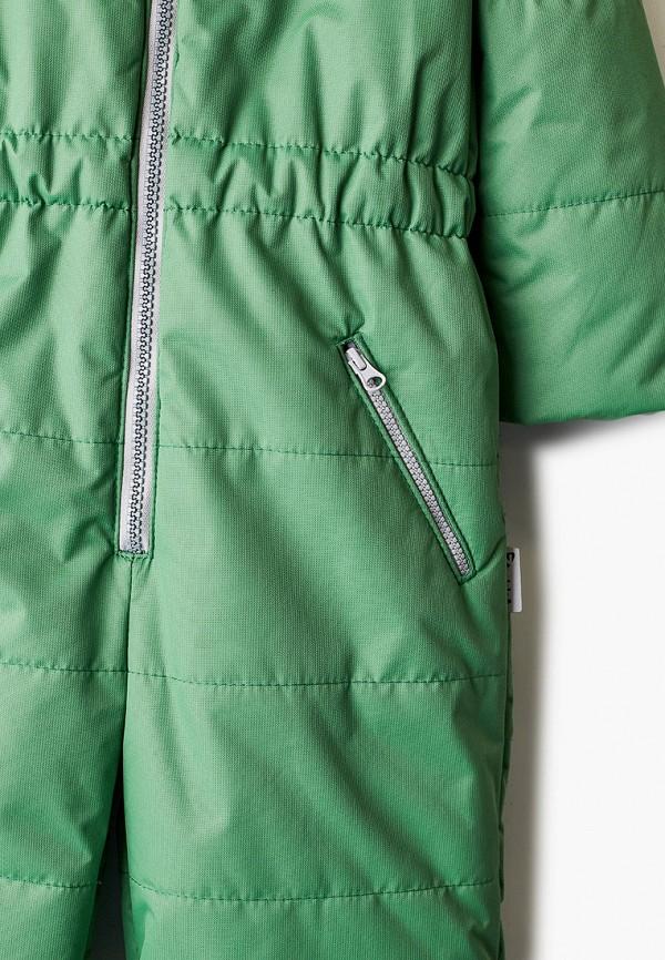 Детский комбинезон утепленный Zukka цвет зеленый  Фото 3
