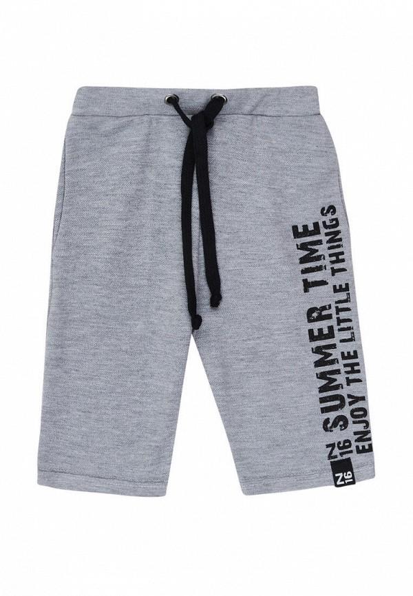 шорты ля-ля для мальчика, серые