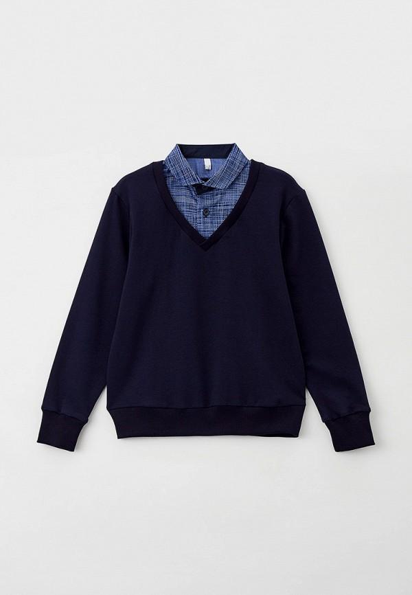 пуловер tforma для мальчика, синий