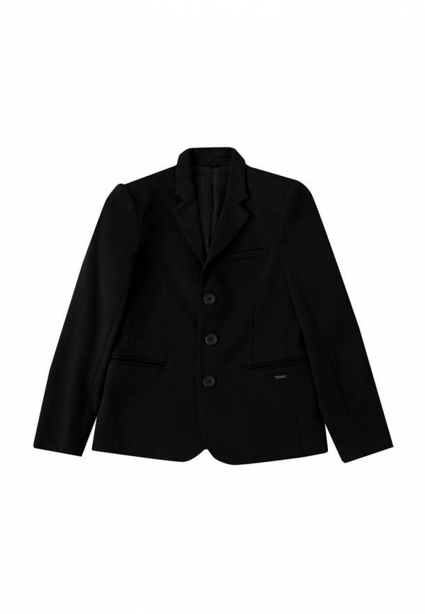 Пиджак Finn Flare черного цвета