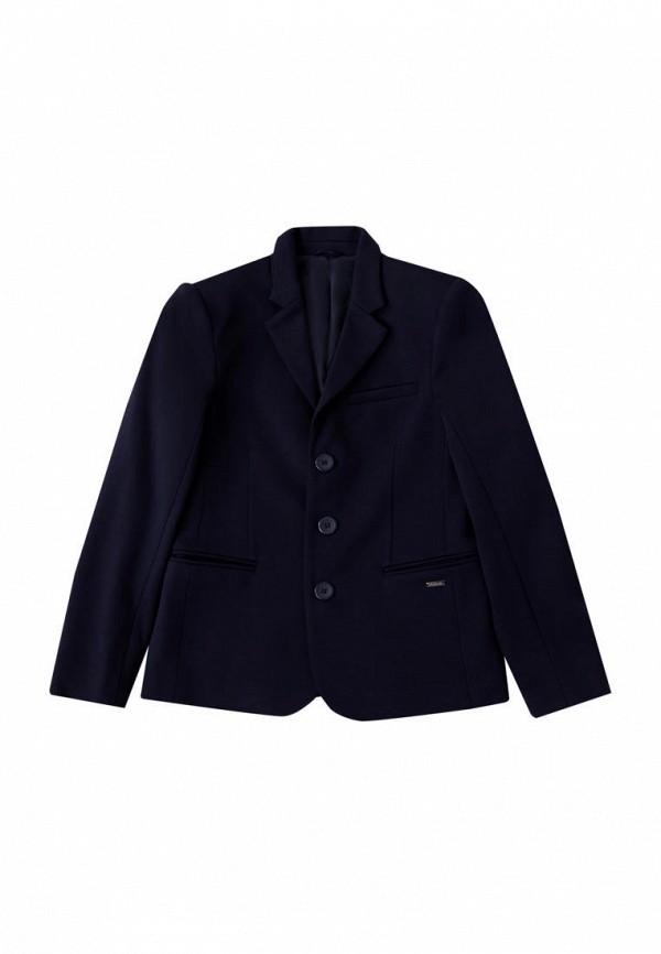 пиджак finn flare для мальчика, синий