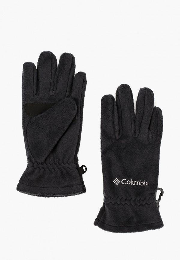 Перчатки Columbia Columbia  черный фото