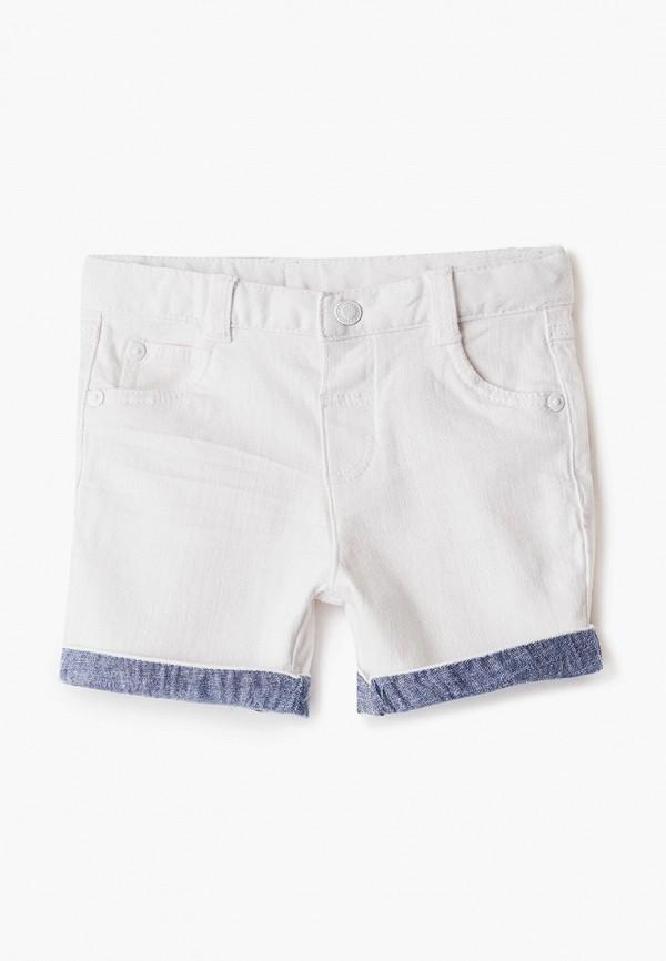 Шорты джинсовые LC Waikiki белого цвета