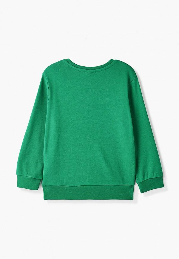 Свитшот DeFacto цвет зеленый  Фото 2