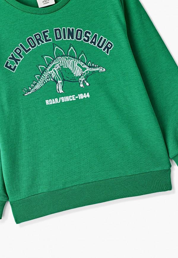 Свитшот DeFacto цвет зеленый  Фото 3