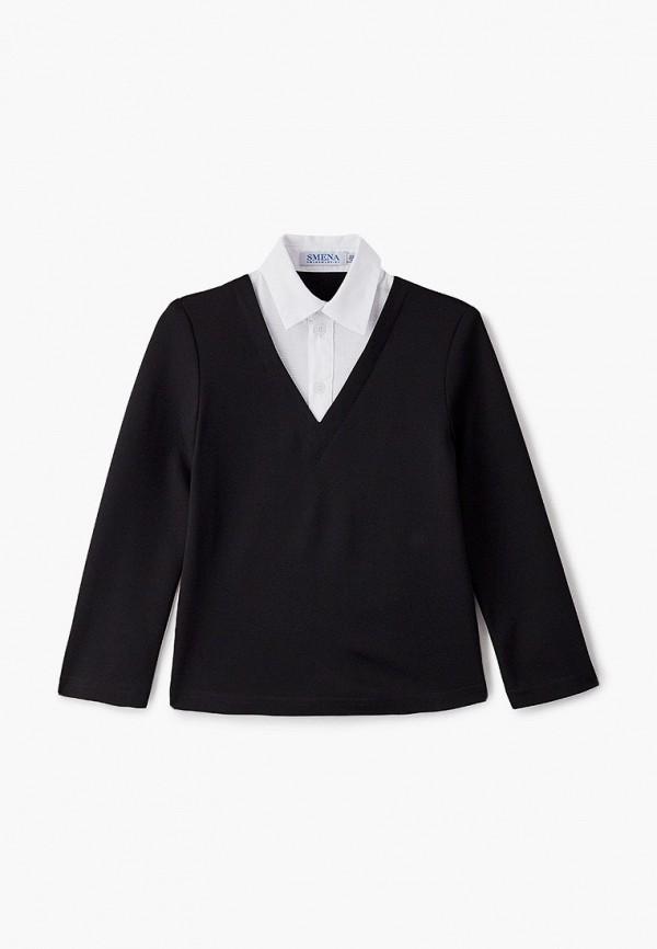 Пуловер Smena Smena  черный фото