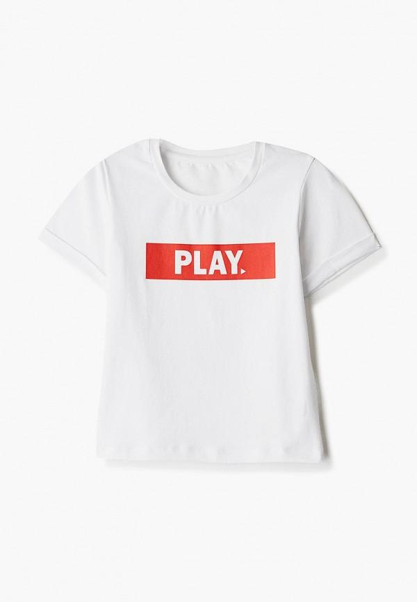 Футболка для мальчика Mark Formelle цвет белый