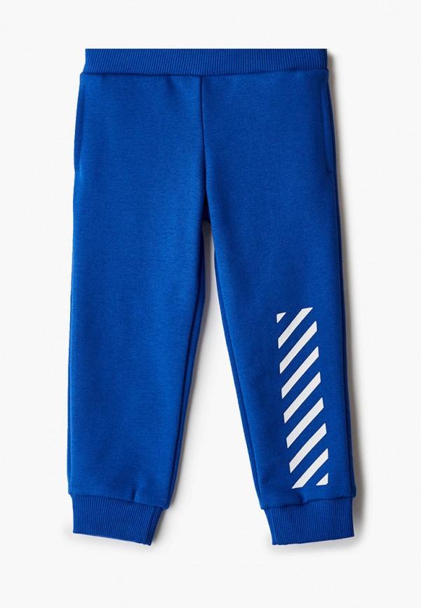 Брюки спортивные для мальчика Mark Formelle цвет синий