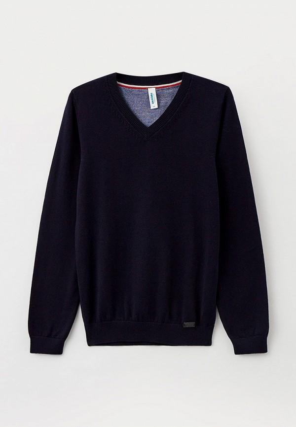пуловер acoola для мальчика, синий
