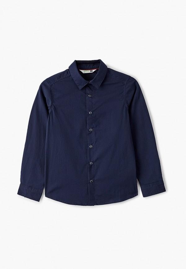 Рубашка для мальчика Sela цвет синий