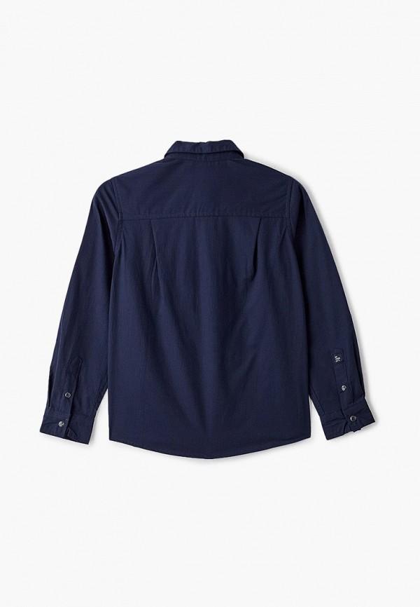 Рубашка для мальчика Sela цвет синий  Фото 2