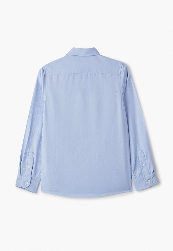 Рубашка для мальчика Sela цвет голубой  Фото 2