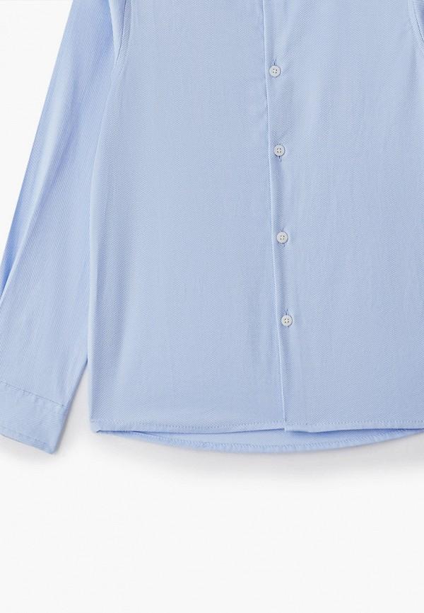 Рубашка для мальчика Sela цвет голубой  Фото 3