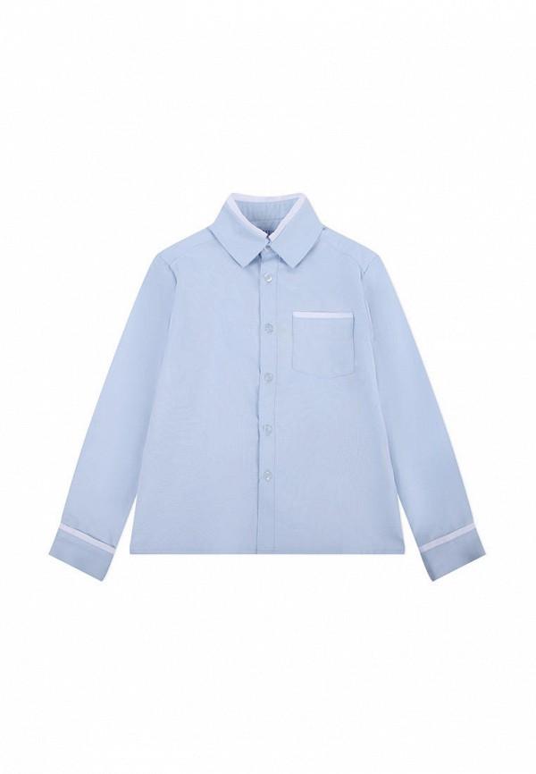 Рубашка для мальчика Smena цвет голубой