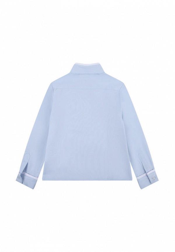 Рубашка для мальчика Smena цвет голубой  Фото 2