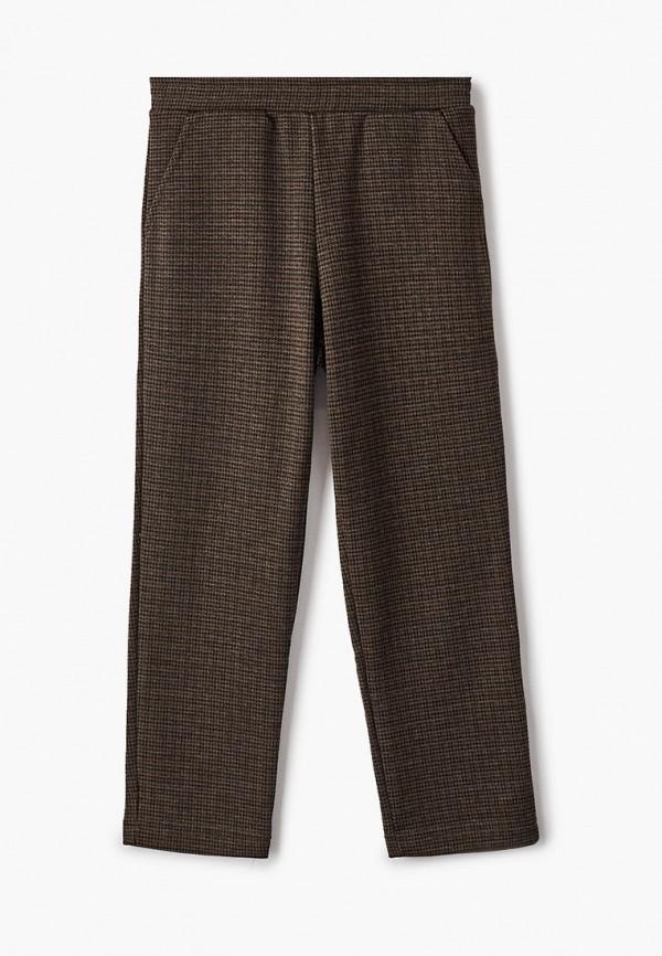 брюки mark formelle для мальчика, коричневые