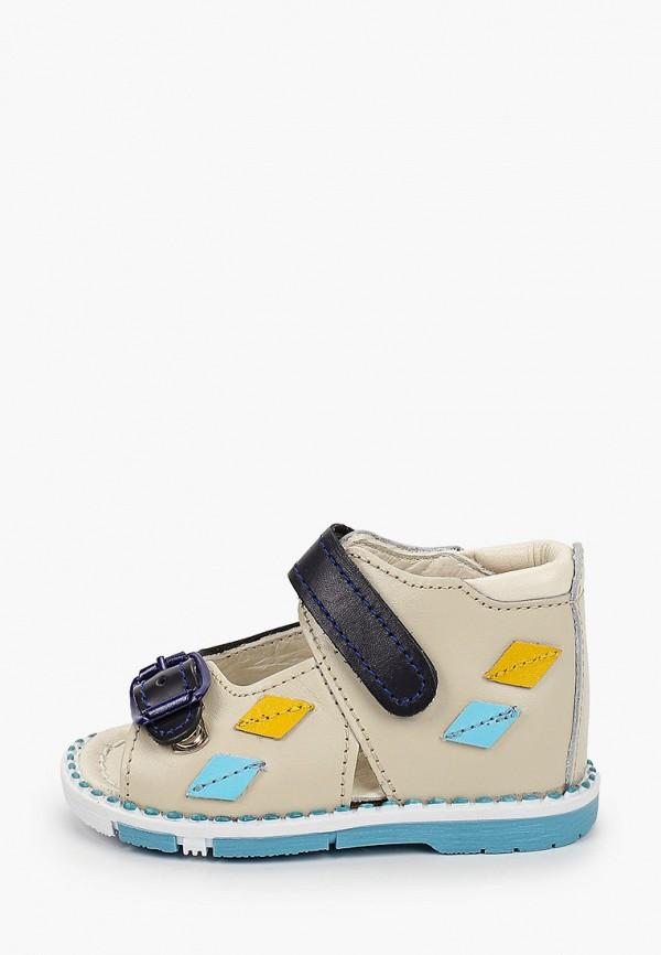 сандалии таши орто для мальчика, разноцветные